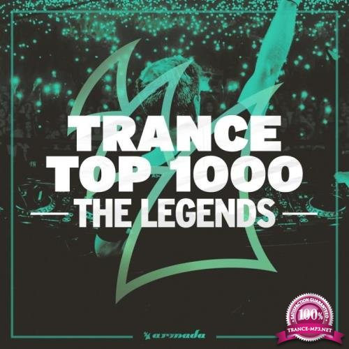 Armada Music Bundles - Trance Top 1000: The Legends (2019)