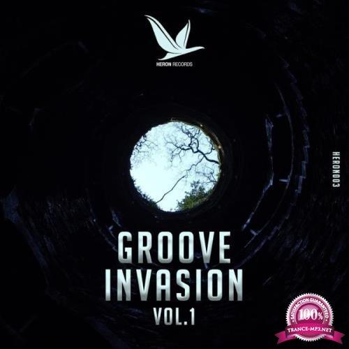 Groove Invasion, Vol. 1 (2019)