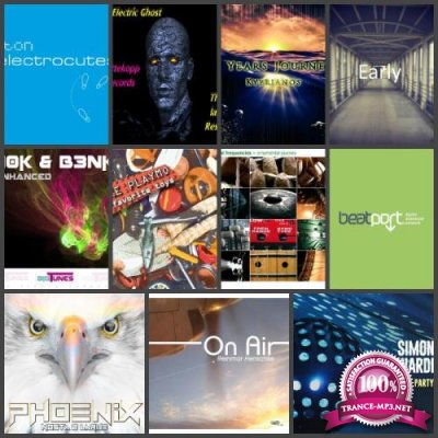 Beatport Music Releases Pack 670 (2019)