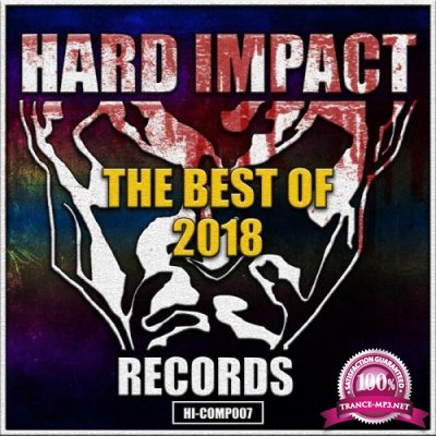 Hard Impact Records (The Best Of 2018) (2018)