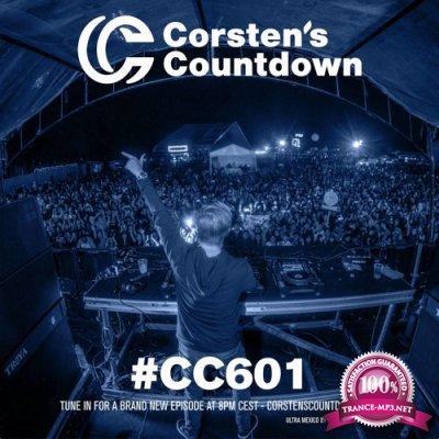 Ferry Corsten - Corsten's Countdown 601 (2019-01-02)