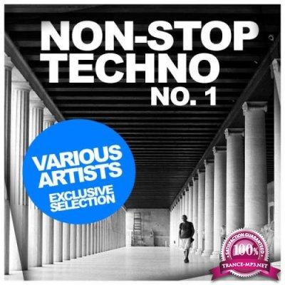 Non-Stop Techno No.1 Exclusive Selection (2019)
