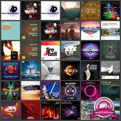 Fresh Trance Releases 107 (2019)