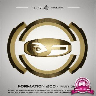 DJ SS Presents: Formation 200, Pt. 2 (2019)
