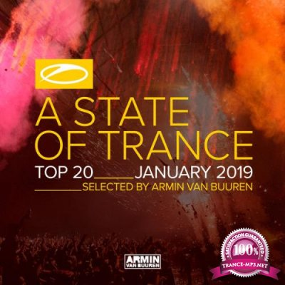 A State Of Trance Top 20 - January 2019 (Selected by Armin van Buuren) (2019)