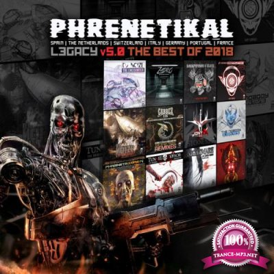 Phrenetikal Legacy v5.0 The Best Of 2018 (2019)