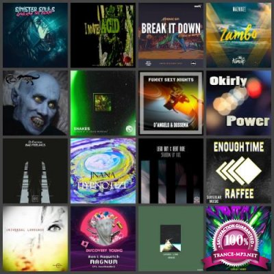 Beatport Music Releases Pack 685 (2019)