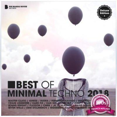 Best Of Minimal Techno 2018 (Deluxe Version) (2019)