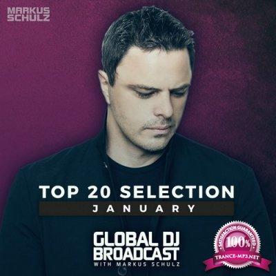 Markus Schulz - Global DJ Broadcast Top 20 January 2019 (2019)