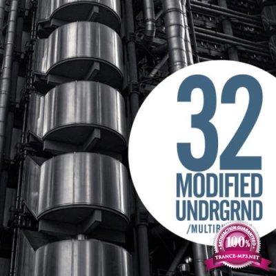 32 Modified Undrgrnd Multibundle (2019)