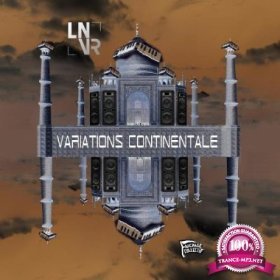 LN-VR - Variations Continentales (2019)