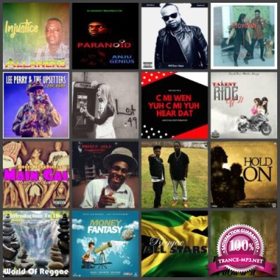 Reggae Music Collection Pack 013 (2019)
