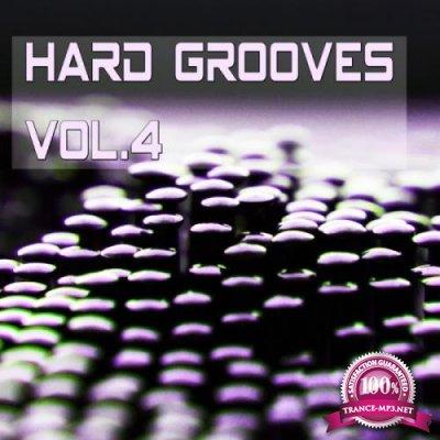 Hard Grooves Vol 4 (Compiled & Mixed By Abib Djinn) (2019)