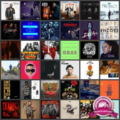 Rap Music Collection Pack 030 (2019)