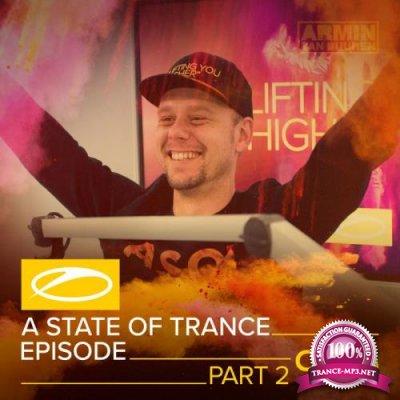 Armin van Buuren - A State of Trance 900 (Part 2) (2019-01-31)