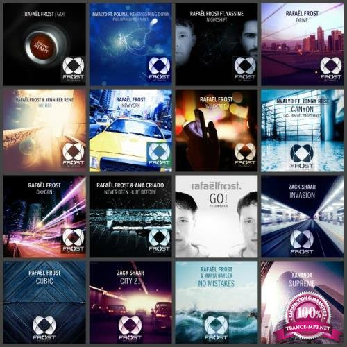 Label - Frost Recordings (26 Releases) - 2013-2016 (2019) FLAC
