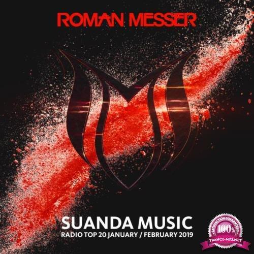 Suanda Music Radio Top 20 (January - February 2019) (2019)