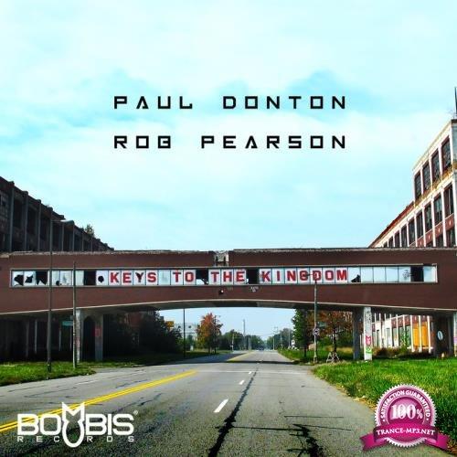 Paul Donton & Rob Pearson - Keys to the Kingdom (2019)