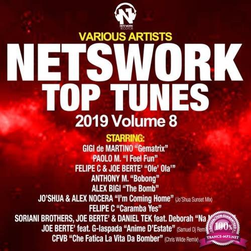 Netswork Top Tunes 2019, Vol. 8 (2019)