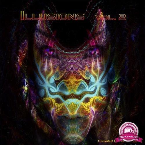 Dark Angel Music Productions - Illusions vol. 2 (2019)