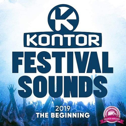 Kontor Festival Sounds 2019: The Beginning (2019) FLAC