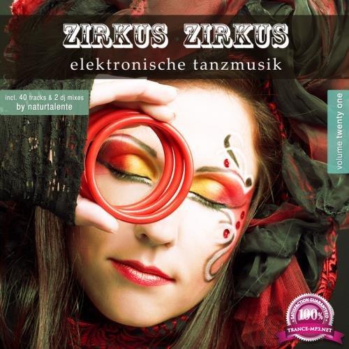Zirkus Zirkus, Vol. 21: Elektronische Tanzmusik (2019) FLAC
