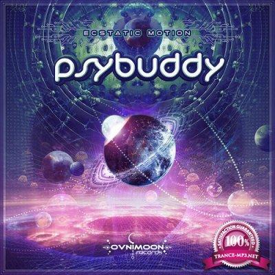 Psybuddy - Ecstatic Motion EP (2019)