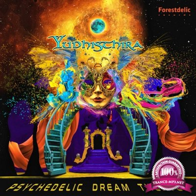 Yudhisthira - Psychedelic Dream Theater EP (2019)