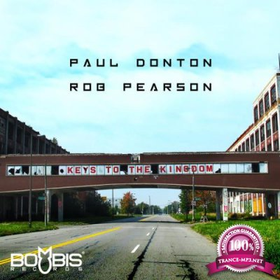 Paul Donton & Rob Pearson - Keys to the Kingdom (2019)