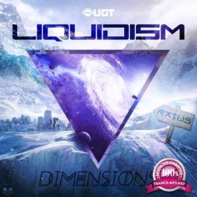 Liquidism - Dimensions (2019)