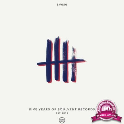 5 Years of Soulvent Records (2019)