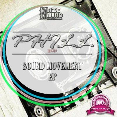 Phill Music - Sound Movement Ep (2019)