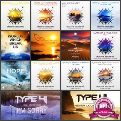 Abora Ascend Label Pack (14 Releases) - 2014-2018 (2019) FLAC