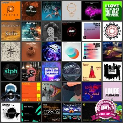 Beatport Music Releases Pack 723 (2019)