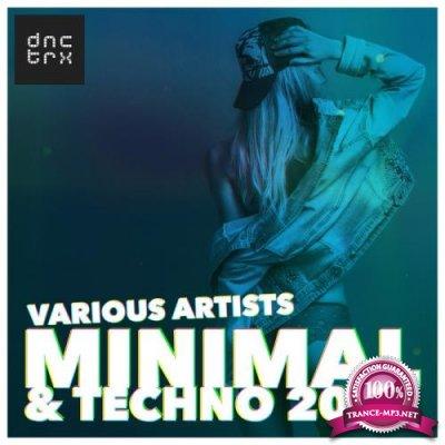 DNCTRX - Minimal & Techno 2019 (2019)