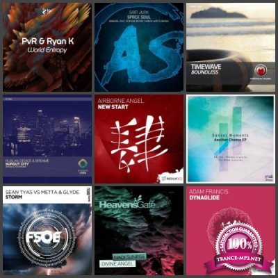 Fresh Trance Releases 125 (2019)
