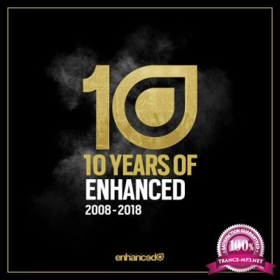 Enhanced Music - 10 Years Of Enhanced 2008-2018 (2018) FLAC