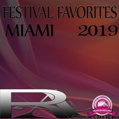 Amend Recordings - Festival Favorites Miami 2019 (2019)