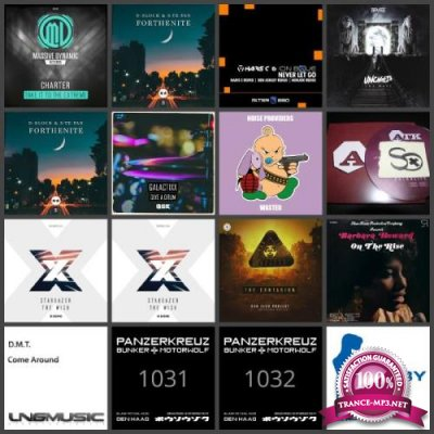 Beatport Music Releases Pack 726 (2019)