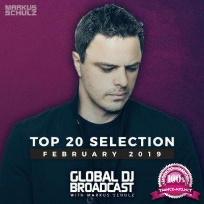 Markus Schulz - Global DJ Broadcast Top 20 February 2019 (2019)