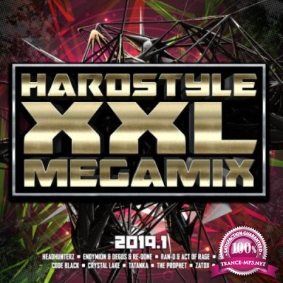 Selected - Hardstyle XXL Megamix 2019.1 (2019)