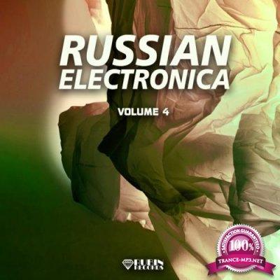 Russian Electronica, Vol. 4 (2019)