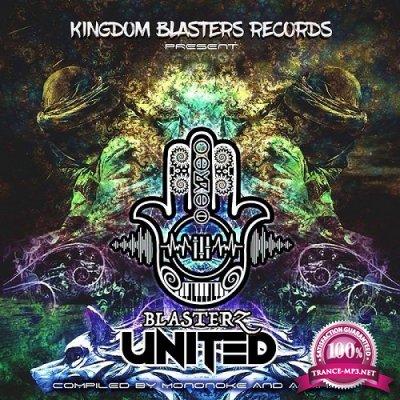 VA - Blasterz United (2019)