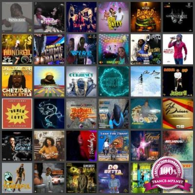 Reggae Music Collection Pack 015 (2019)