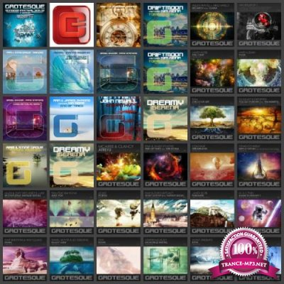 Label - Grotesque (115 Releases) - 2014-2019 (2019) FLAC