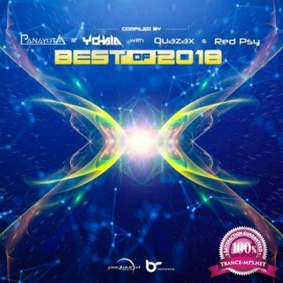 PsyWorld Records - Best Of 2018 (2019)
