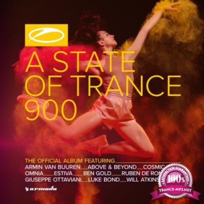 A State Of Trance 900 (The Official Album) - Extended Versions (2019) FLAC