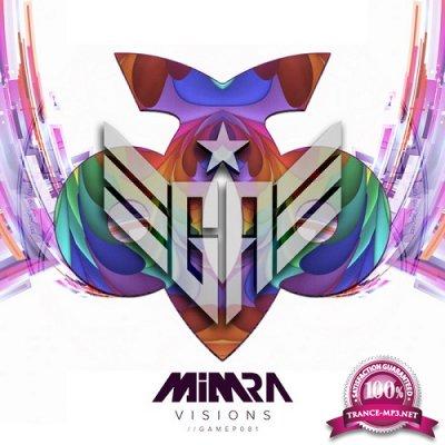 Mimra - Visions EP (2019)