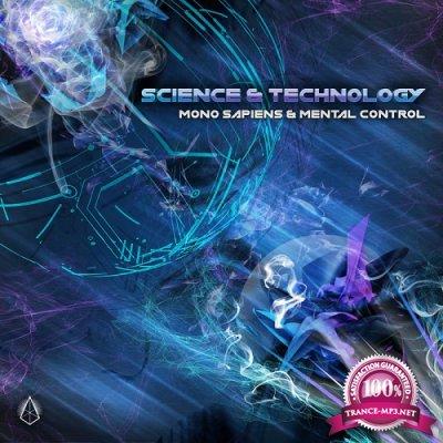 Mono Sapiens & Mental Control - Science & Technology EP (2019)