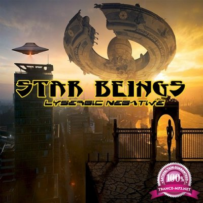 Lysergic Negative - Star Beings EP (2019)